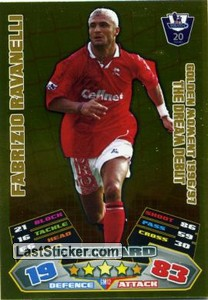 Fabrizio Ravanelli (Middlesbrough)