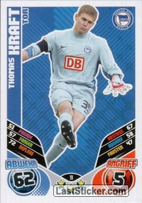 Thomas Kraft (Hertha BSC)