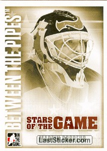 Martin Brodeur (Stars of The Game)