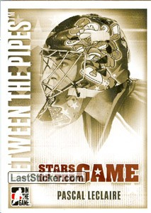 Pascal Leclaire (Stars of The Game)