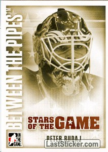 Peter Budaj (Stars of The Game)