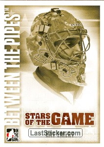 Ray Emery (Stars of The Game)