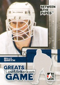 Billy Smith (Greats of The Game)