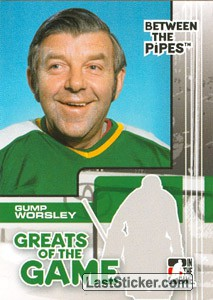 Gump Worsley (Greats of The Game)