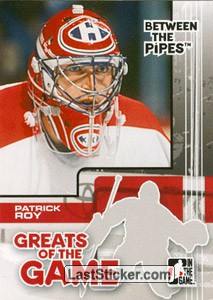 Patrick Roy (Greats of The Game)