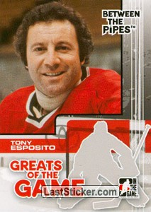 Tony Esposito (Greats of The Game)