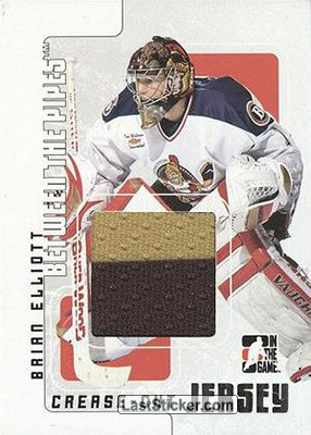 Brian Elliott (Crease-Cut Jersey)