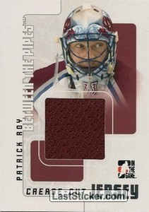 Patrick Roy (Crease-Cut Jersey)