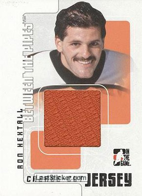 Ron Hextall (Crease-Cut Jersey)