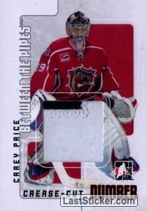 Carey Price (Crease-Cut Number)