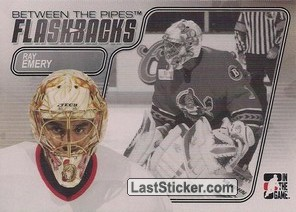 Ray Emery (Flashbacks)