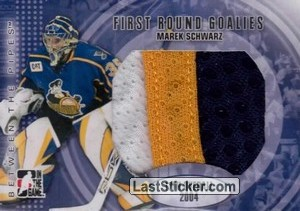 Marek Schwarz (First Round Goalies)