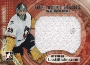 Marc-Andre Fleury (First Round Goalies)