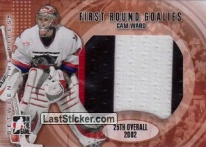 Cam Ward (First Round Goalies)
