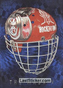 Dominik Hasek (The Mask V)