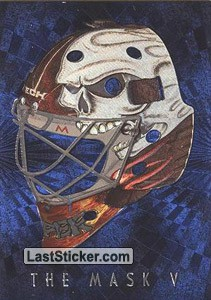 Miikka Kiprusoff (The Mask V)