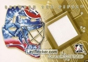 Carey Price (Mask Game-Used)