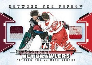 Patrick Roy / Mike Vernon (Net Brawlers)