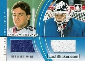 John Vanbiesbrouck / Mike Richter (Tandem Threads)