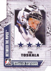 Vesa Toskala (Stars of the Game)