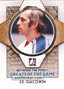 Ed Giacomin (Greats of the Game)