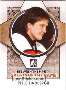 Pelle Lindbergh (Greats of the Game)