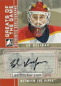 Ed Belfour (Greats of the Game)