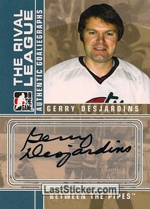 Gerry Desjardins (The Rival League)