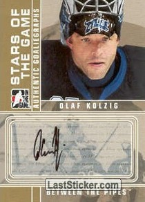 Olaf Kolzig (Stars of the Game)