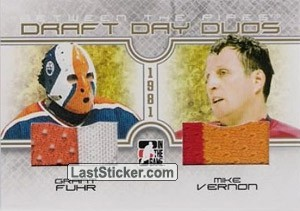 Grant Fuhr / Mike Vernon (Draft Day Duos)