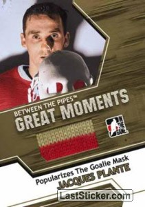 Jacques Plante (Great Moments)