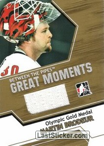 Martin Brodeur (Great Moments)