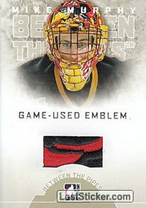 Mike Murphy (Game-Used Emblem)
