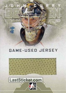 John Curry (Game-Used Jersey)