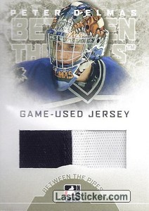 Peter Delmas (Game-Used Jersey)