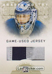 Braden Holtby (Game-Used Jersey)
