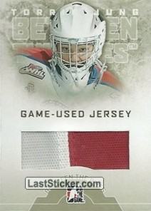 Torrie Jung (Game-Used Jersey)