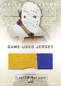 Pelle Lindbergh (Game-Used Jersey)