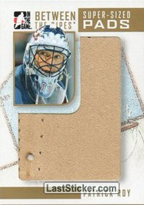 Patrick Roy (Super-Sized Pads)