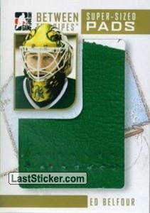 Ed Belfour (Super-Sized Pads)