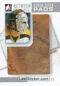 Gerry Cheevers (Super-Sized Pads)