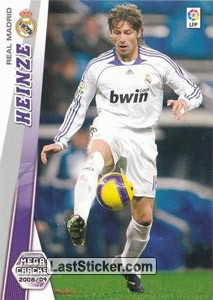 Heinze (Real Madrid)