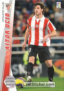 Aitor Ocio (Athletic Club)