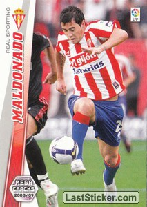 Maldonado (Real Sporting)