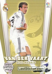 Van Der Vaart (Real Madrid)