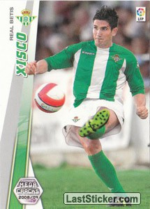 Xisco (Real Betis)
