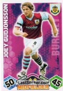 Joey Gudjonsson (Burnley)