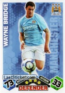 Wayne Bridge (Manchester City)