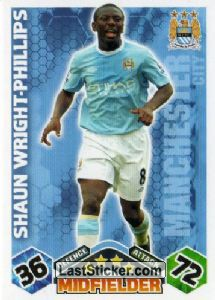 Shaun Wright-Phillips (Manchester City)