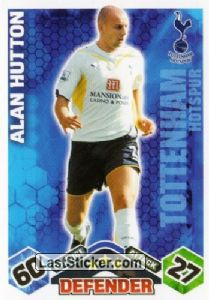 Alan Hutton (Tottenham)